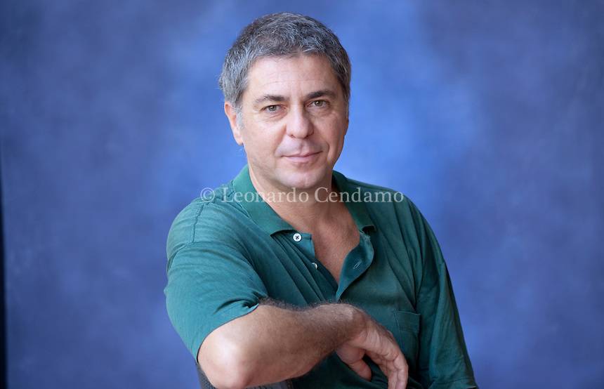 Stefano Caserini, ® docente di fenomeni di Inquinamento ambientali. Mantova, 2011.  ¬© Leonardo Cendamo