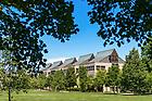 July 25, 2017; DeBartolo classroom building (Photo by Matt Cashore/University of Notre Dame)