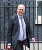 Cabinet meeting arrivals <br /> 10 Downing Street London Great Britain <br /> 25th October 2016 <br /> <br /> Chris Grayling MP <br /> Secretary of State for Transport <br /> <br /> Photograph by Elliott Franks <br /> Image licensed to Elliott Franks Photography Services