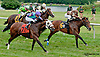 Cryptic Kate winning at Delaware Park on 6/26/13
