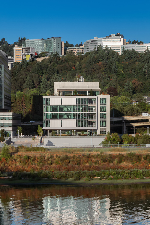 Oregon Health and Science University's Knight Cancer Research Building | SRG Partnership