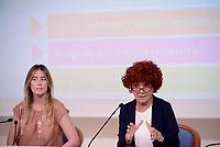 Roma,18 Luglio 2017<br /> Maria Elena Boschi e Valeria Fedeli<br /> &ldquo;Edilizia Scolastica 2014- 2018&quot;: conferenza stampa a Palazzo Chigi