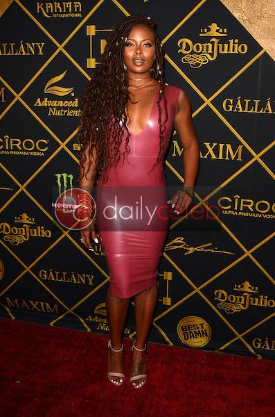 Eva Marcille<br /> at the 2016 Maxim Hot 100 Party, Hollywood Palladium, Hollywood, CA 07-30-16<br /> David Edwards/DailyCeleb.com 818-249-4998