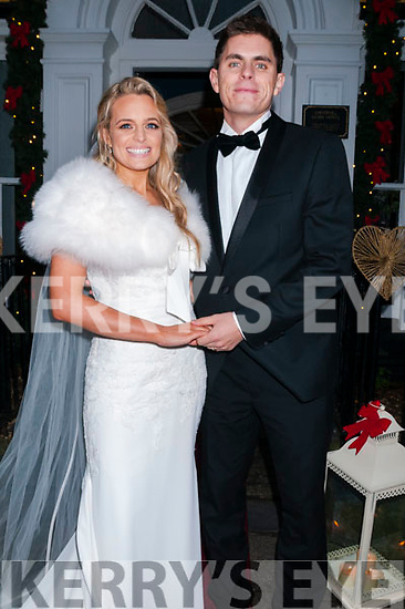 Julianne Ahern, daughter of Pat & Ina Ahern, Doon East, Ballybunion and Paul Deane, son Of Tom & Jean Deane, Bracken, Limerick who were married in St.John's  Church, Ballybunion by Fr. Hannifin on  the 30th of December. The best men were Mark Deane, Tony Foote & James Stewart. The bridesmaids were Aideen Ahern, Eilis Griffin & Eithne Walsh. The flower girl was Hollie Deane and the page boys were Cathal & Shane Deane. The reception was held in the Listowel arms Hotel.