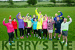 Launch of the annual Kilmoyley Tidy Towns 5 Miler at the KILMOYLEY Community Centre on Monday