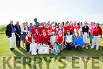 Waterville Golf Links played host to World Womens Golf Day on Tuesday with over 50 ladies taking part.