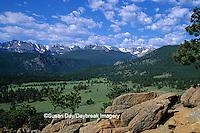 63045-01118 Beaver Meadows  Rocky Mountain National Park   CO