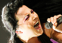 LISBOA, PORTUGAL, 25 DE MAIO 2012 - ROCK IN RIO LISBOA - EVANECENCE  - Apresentaçao da banda Evanecence  no palco Mundo, no primeiro dia do Rock In Rio Lisboa na cidade do Rock em Lisboa Portugal nessa sexta feira 25. FOTO: VANESSA CARVALHO - BRAZIL PHOTO PRESS.
