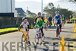 Enjoying the The Fenit Coastal Cycle in aid of St. Brendan's National School on Saturday
