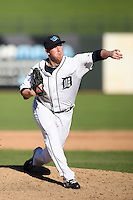 Matt Hoffman - Surprise Rafters - 2010 Arizona Fall League.Photo by:  Bill Mitchell/Four Seam Images..