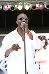 Jeff Redd Performs WBLS 5th Annual R&B Fest at Central Park SummerStage, NY