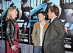 Sharon Stone,Stephen Dorff and Emile Hirsch attends The HBO Premiere of HIS WAY Documentary held at Paramount Theater in Los Angeles, California on March 22,2011                                                                               © 2010 DVS / Hollywood Press Agency
