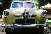 CHROME ON CARS<br /> 1950's Studebaker