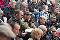 Stirling Bull Sales 2018<br /> Buyers at the Stirling Bull Sales<br /> &copy;Tim Scrivener Photographer 07850 303986<br /> ....Covering Agriculture In The UK....