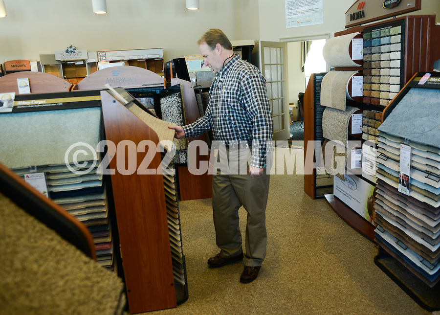 tom adams windows pile richboro pa february 17 customer looks at carpet tom adams windows how to guide amp carpet cain images