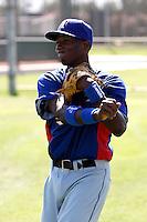 Jurickson Profar - Texas Rangers 2009 Instructional League.Photo by:  Bill Mitchell/Four Seam Images..