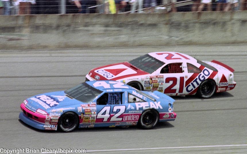 Kyle Petty Race Cars