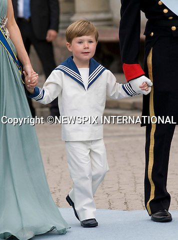 """PRINCE CHRISTIAN.PRINCESS VICTORIA AND DANIEL WESTLING WEDDING.Royal Guests at the wedding  Stockholm_19/062010.Mandatory Credit Photo: ©DIAS-NEWSPIX INTERNATIONAL..**ALL FEES PAYABLE TO: """"NEWSPIX INTERNATIONAL""""**..IMMEDIATE CONFIRMATION OF USAGE REQUIRED:.Newspix International, 31 Chinnery Hill, Bishop's Stortford, ENGLAND CM23 3PS.Tel:+441279 324672  ; Fax: +441279656877.Mobile:  07775681153.e-mail: info@newspixinternational.co.uk"""