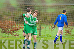 St Pat's, Castleisland v Skibbereen during the second round of the Munster Vocational School cup in Mastergeeha, last Wednesday.   Copyright Kerry's Eye 2008