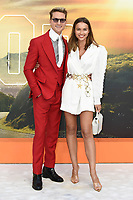 "Oliver Proudlock<br /> arriving for the ""Once Upon a Time... in Hollywood"" premiere, Leicester Square, London<br /> <br /> ©Ash Knotek  D3514  30/07/2019"