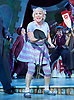 The Wind in the Willows<br /> by Kenneth Grahame adapted by Julian Fellowes with George Stiles and Anthony Drewe <br /> at London Palladium <br /> London, Great Britain <br /> Press photocall <br /> 22nd June 2017 <br /> <br /> <br /> Denise Welch as Mrs Otter <br /> <br /> <br /> <br /> <br /> Photograph by Elliott Franks <br /> Image licensed to Elliott Franks Photography Services