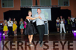 Sandra O'Connor and Michael Trod Broderick dancing their winning routine at the Castleisland Strictly Come Dancing on Friday night