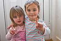 Holly and Baileigh