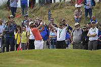 Erik Van Rooyen (RSA) during the final round of the Dubai Duty Free Irish Open, Ballyliffin Golf Club, Ballyliffin, Co Donegal, Ireland. 08/07/2018<br /> Picture: Golffile   Thos Caffrey<br /> <br /> <br /> All photo usage must carry mandatory copyright credit (&copy; Golffile   Thos Caffrey)
