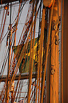 Brazilian tall Ship visited Newport, RI