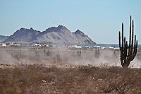 Desierto costero y la zona marítima de la Bahía de Kino, en el Mar llamado Mar Cortez,Sonora, México..Coastal desert and the sea area of Kino Bay in the Sea named Sea of ??Cortez, Sonora, Mexico..*Monday*06*/feb/201*.***photo:staff/NortePhoto**.*No*sale*to*third*