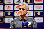 Manchester United Manager Jose Mourinho during the International Champions Cup China 2016 press conference after the match between Manchester United 1 -  4 Borussia  Dortmund on 22 July 2016 held at the Shanghai Stadium in Shanghai, China. Photo by Marcio Machado / Power Sport Images