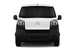 Car photography straight front view of a 2017 Citroen Nemo Business 4 Door Car van
