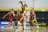 ANZ Netball - Tactix v Pulse