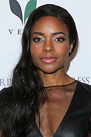 "WEST HOLLYWOOD, CA, USA - FEBRUARY 27: Naomie Harris at the 5th Anniversary Celebration Of Suzy Amis Cameron's Ecofashion Campaign ""Red Carpet Green Dress"" held at Palihouse on February 27, 2014 in West Hollywood, California, United States. (Photo by David Acosta/Celebrity Monitor)"