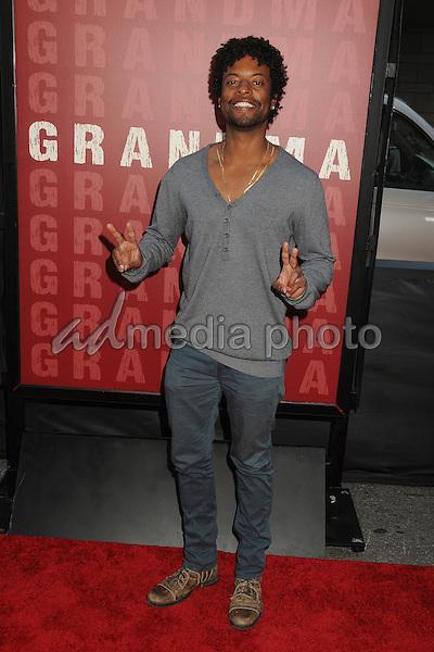 "10 June 2015 - Los Angeles, California - Ty Hodges. LA Film Festival 2015 Opening Night Premiere of ""Grandma"" held at Regal Cinemas LA Live. Photo Credit: Byron Purvis/AdMedia"