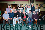 Brian Baker, Oakpark Tralee had a going away party in  Na Gaeil clubhouse on Saturday with family and friends, Brian is off to Sydney, Australia