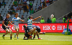 Conrado Roura, Day 1 at Cape Town Stadium duirng the HSBC World Rugby Sevens Series 2017/2018, Cape Town 7s 2017- Photo Martin Seras Lima