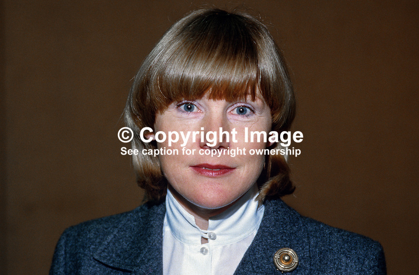 Maeve Bell, director, N Ireland Consumer Council, 19850018MB..Copyright Image from Victor Patterson, 54 Dorchester Park, Belfast, UK, BT9 6RJ..Tel: +44 28 9066 1296.Mob: +44 7802 353836.Voicemail +44 20 8816 7153.Skype: victorpattersonbelfast.Email: victorpatterson@mac.com.Email: victorpatterson@ireland.com (back-up)..IMPORTANT: If you wish to use this image or any other of my images please go to www.victorpatterson.com and click on the Terms & Conditions. Then contact me by email or phone with the reference number(s) of the image(s) concerned.