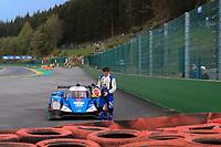 #35 BAXI DC RACING ALPINE (CHN) ALPINE A460 NISSAN LMP2 NELSON PANCIATICI (FRA)