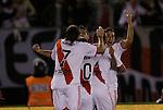 Estadio  Monumental de River Plate.. River Plate le gano a Boca Junior 1x0 en el torneo apertura del futbol argentino