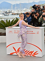 """CANNES, FRANCE. May 17, 2019: Gayle Rankin at the photocall for the """"The Climb"""" at the 72nd Festival de Cannes.<br /> Picture: Paul Smith / Featureflash"""