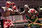 Freddy Kiwitt vs Akeem Ennis Brown 10x3 - English Title Eliminator Super Lightweight Contest
