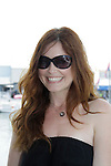 Melissa Archer donated time at 15th Southwest Florida Soapfest 2014 Charity Weekend - at Cruisin' and Schmoozin' on May 25, 2104 aboard the Marco Island Princess (boat), Marco Island, Florida.  (Photo by Sue Coflin/Max Photos)