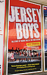 """Jacklyn Zeman """"Bobbie Spencer"""" - General Hospital sees Jersey Boys on Broadway as Jackie came to raise money for Leukemia and Cancer Research. (Photo by Sue Coflin/Max Photos)"""