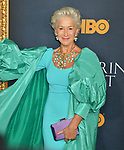"a_ Helen Mirren 004 attends the Los Angeles Premiere Of The New HBO Limited Series ""Catherine The Great"" at The Billy Wilder Theater at the Hammer Museum on October 17, 2019 in Los Angeles, California."