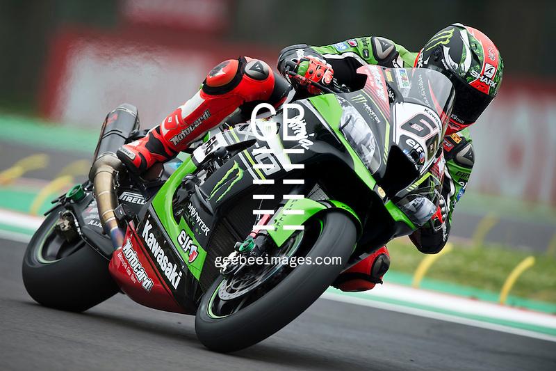 2016 FIM Superbike World Championship, Round 05, Imola, Italy, 29 April - 1 May 2016, Tom Sykes, Kawasaki