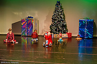 The Cecil Dance Theatre Presents A Holiday Enchantment - These are images from the First Rehearsal Show Run