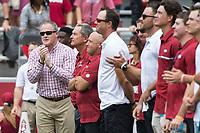 Hawgs Illustrated/BEN GOFF <br /> Arkansas vs Alabama Saturday, Oct. 6, 2018, at Razorback Stadium in Fayetteville.