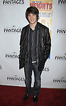 "HOLLYWOOD, CA. - June 23: Devon Werkheiser arrives at Broadway LA Presents: ""In The Heights"" - Opening Night at the Pantages Theatre on June 23, 2010 in Hollywood, California.."