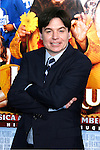 "Actor Mike Myers arrives at the Los Angeles Premiere of ""The Love Guru"" on June 11, 2008 at Grauman's Chinese Theatre in Hollywood, California."